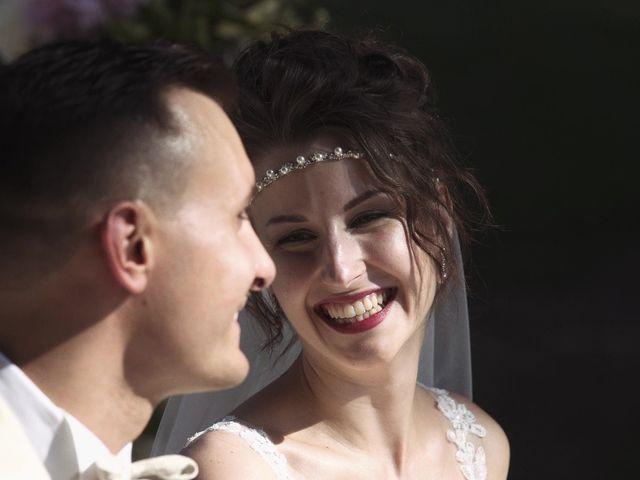 Il matrimonio di Marco e Morgana a Mazzano, Brescia 16