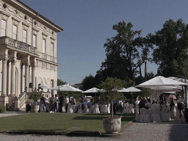 Il matrimonio di Marco e Morgana a Mazzano, Brescia 18