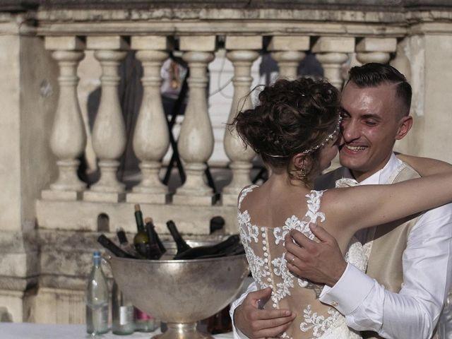 Il matrimonio di Marco e Morgana a Mazzano, Brescia 19