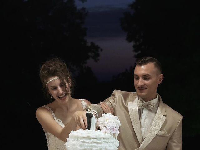 Il matrimonio di Marco e Morgana a Mazzano, Brescia 24