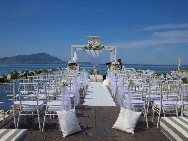 Il matrimonio di Pietro e Romina a Monte di Procida, Napoli 3