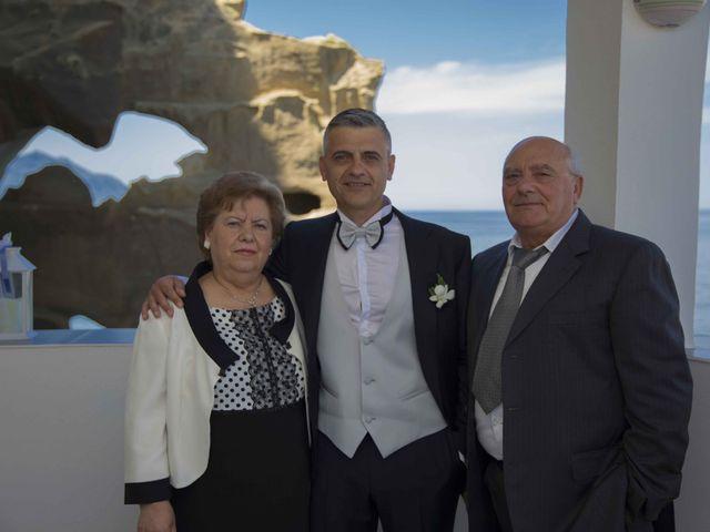 Il matrimonio di Pietro e Romina a Monte di Procida, Napoli 5