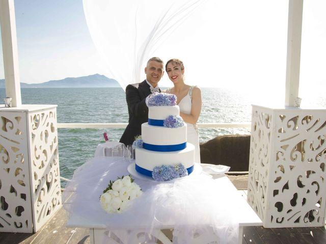 Il matrimonio di Pietro e Romina a Monte di Procida, Napoli 31
