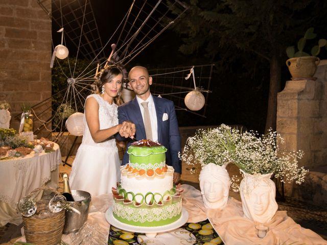 Il matrimonio di Firas e Laura a Trapani, Trapani 21
