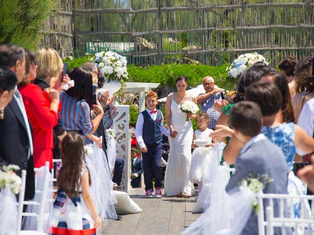Il matrimonio di Pietro e Romina a Monte di Procida, Napoli 16