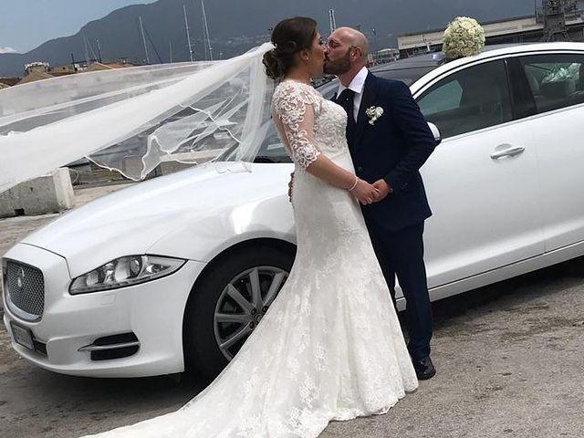 Il matrimonio di Vincenzo  e Pina a Cesa, Caserta 1