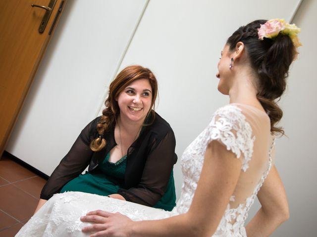Il matrimonio di Luca e Marta a Inverigo, Como 10