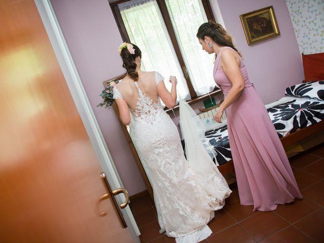 Il matrimonio di Luca e Marta a Inverigo, Como 13