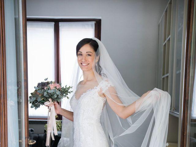 Il matrimonio di Luca e Marta a Inverigo, Como 20