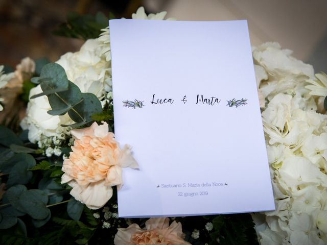 Il matrimonio di Luca e Marta a Inverigo, Como 21