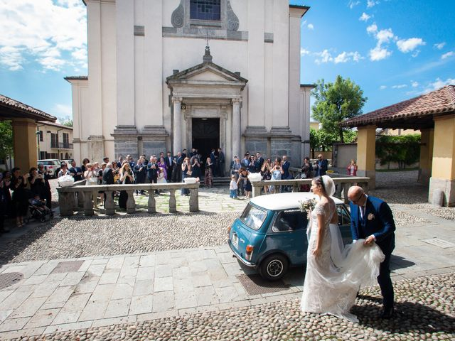 Il matrimonio di Luca e Marta a Inverigo, Como 24