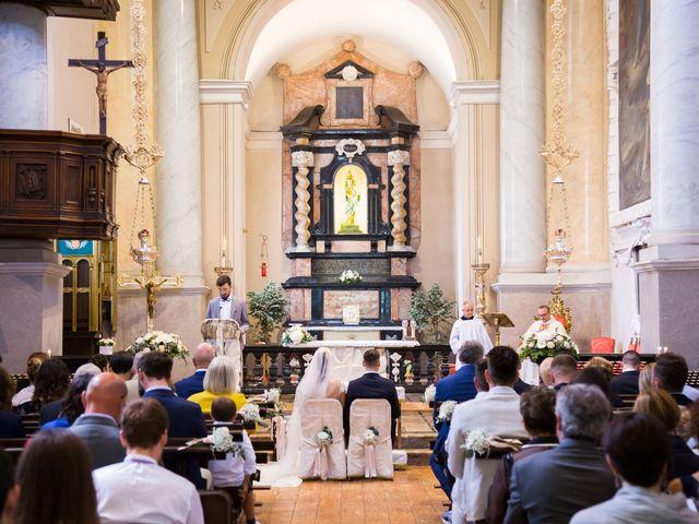 Il matrimonio di Luca e Marta a Inverigo, Como 27