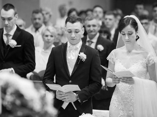 Il matrimonio di Luca e Marta a Inverigo, Como 28