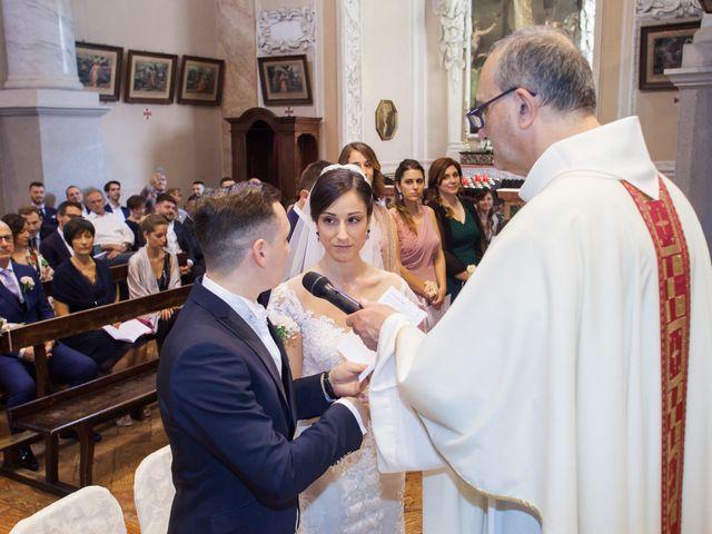 Il matrimonio di Luca e Marta a Inverigo, Como 29