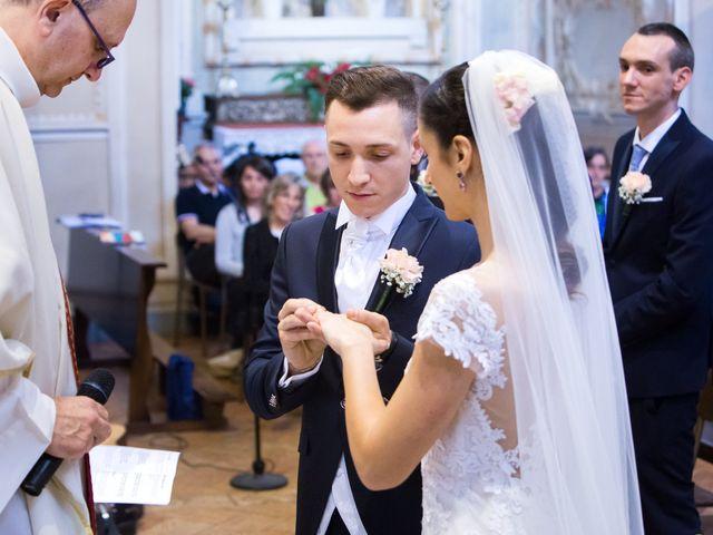 Il matrimonio di Luca e Marta a Inverigo, Como 31