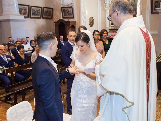 Il matrimonio di Luca e Marta a Inverigo, Como 33