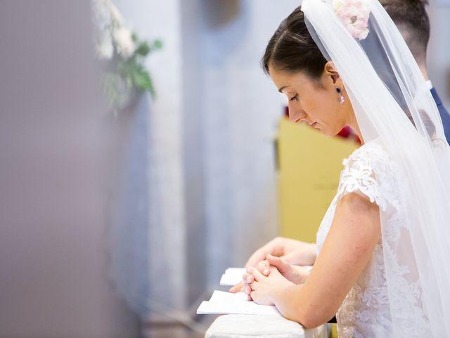 Il matrimonio di Luca e Marta a Inverigo, Como 34