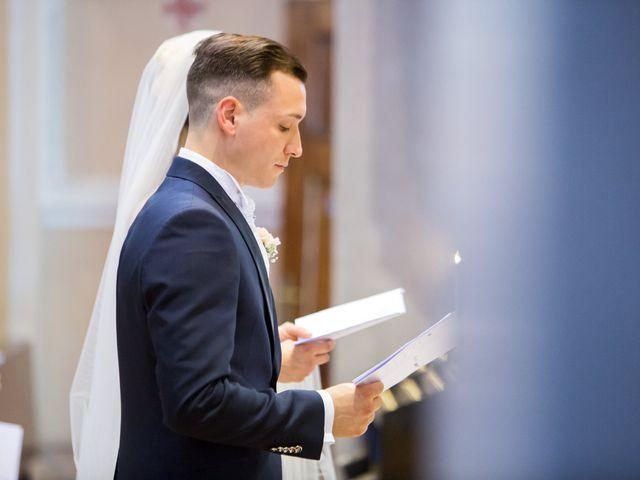 Il matrimonio di Luca e Marta a Inverigo, Como 35