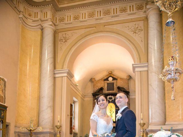 Il matrimonio di Luca e Marta a Inverigo, Como 36