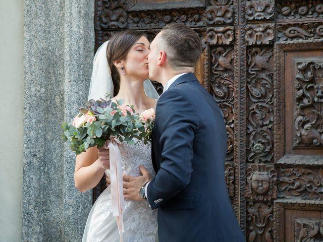 Il matrimonio di Luca e Marta a Inverigo, Como 39