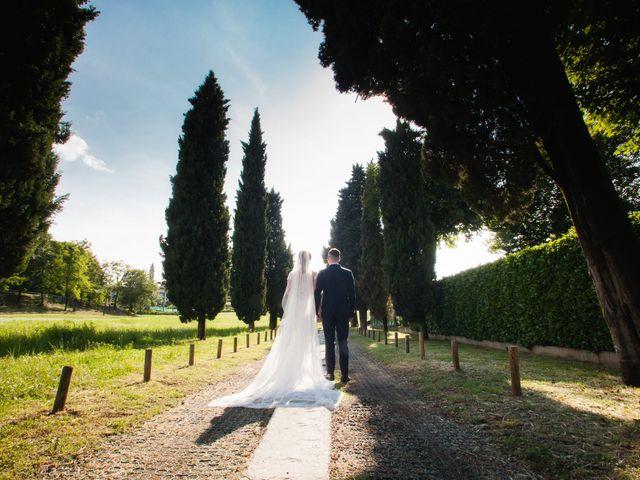 Il matrimonio di Luca e Marta a Inverigo, Como 41