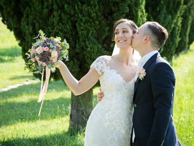 Il matrimonio di Luca e Marta a Inverigo, Como 42