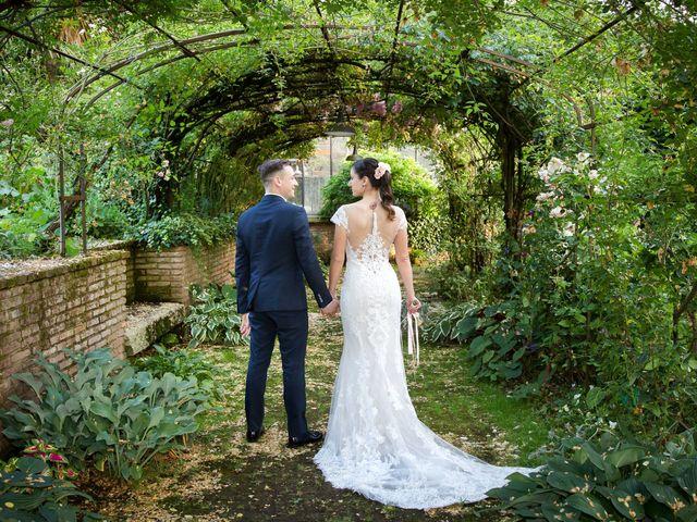 Il matrimonio di Luca e Marta a Inverigo, Como 54