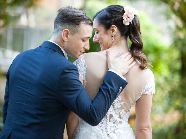 Il matrimonio di Luca e Marta a Inverigo, Como 55