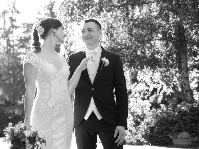 Il matrimonio di Luca e Marta a Inverigo, Como 56