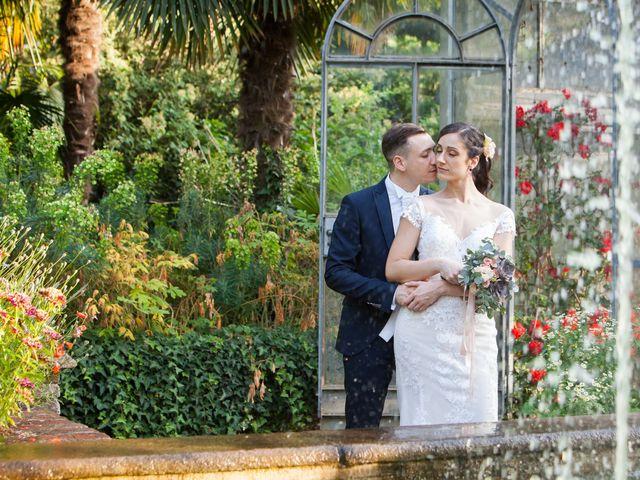 Il matrimonio di Luca e Marta a Inverigo, Como 57