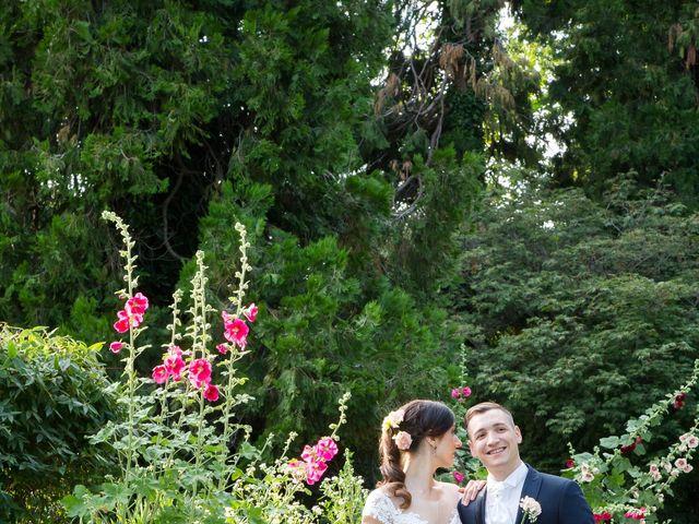 Il matrimonio di Luca e Marta a Inverigo, Como 58