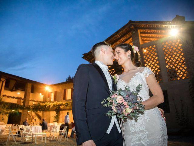 Il matrimonio di Luca e Marta a Inverigo, Como 62