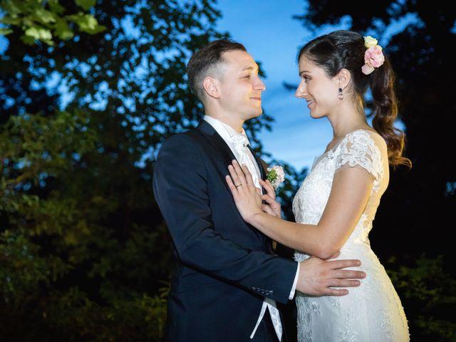 Il matrimonio di Luca e Marta a Inverigo, Como 64