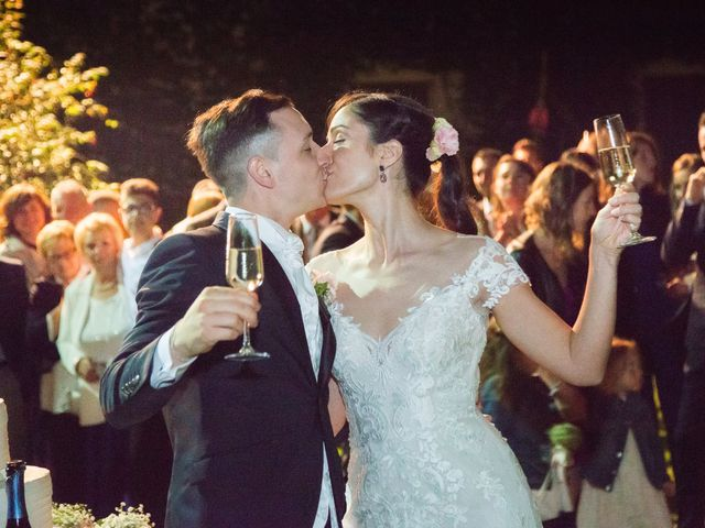 Il matrimonio di Luca e Marta a Inverigo, Como 66