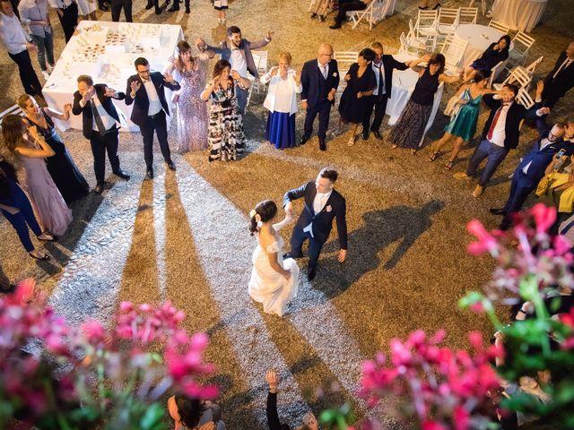 Il matrimonio di Luca e Marta a Inverigo, Como 71