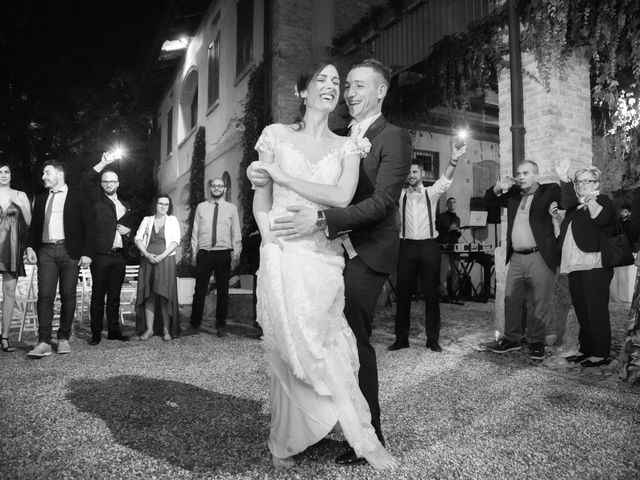Il matrimonio di Luca e Marta a Inverigo, Como 72