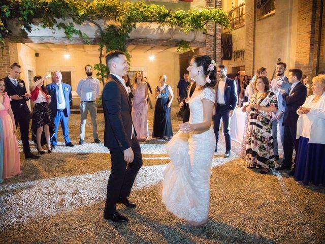 Il matrimonio di Luca e Marta a Inverigo, Como 73