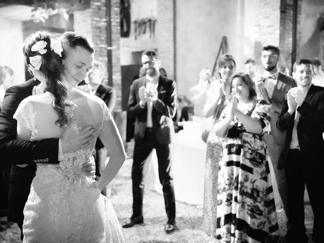 Il matrimonio di Luca e Marta a Inverigo, Como 74