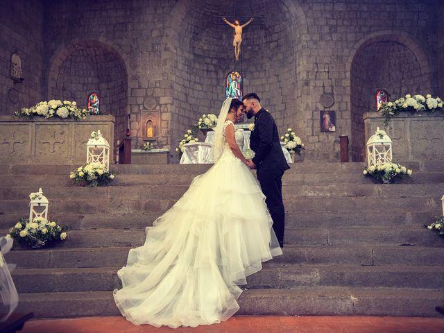 Il matrimonio di Daniele e Eleonora a Viterbo, Viterbo 33