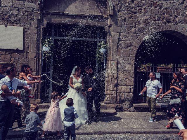 Il matrimonio di Daniele e Eleonora a Viterbo, Viterbo 34
