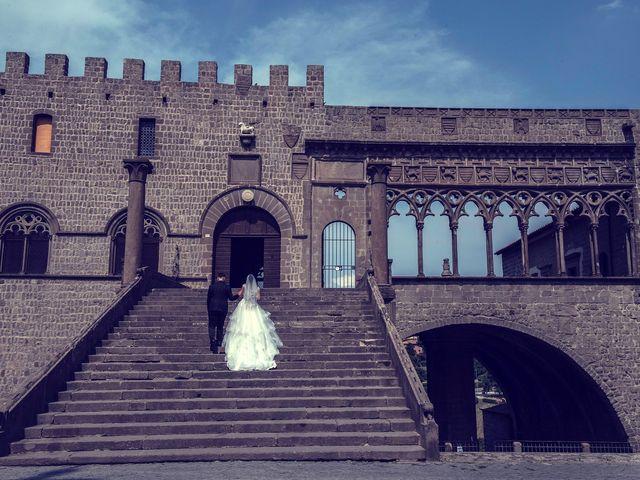 Il matrimonio di Daniele e Eleonora a Viterbo, Viterbo 35