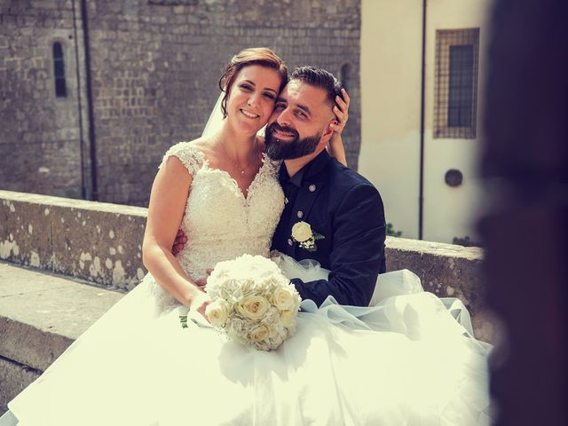 Il matrimonio di Daniele e Eleonora a Viterbo, Viterbo 36
