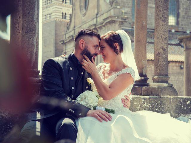 Il matrimonio di Daniele e Eleonora a Viterbo, Viterbo 37