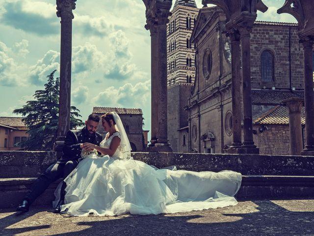 Il matrimonio di Daniele e Eleonora a Viterbo, Viterbo 38