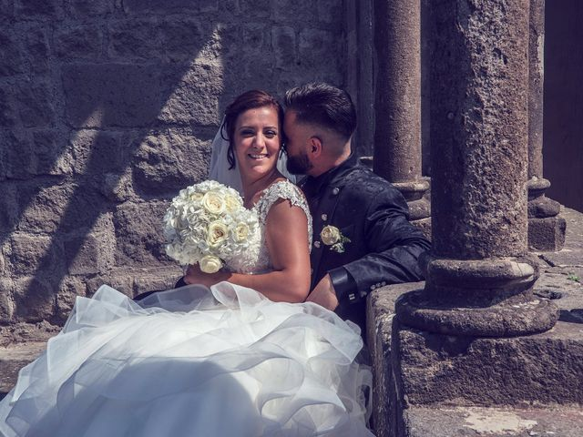Il matrimonio di Daniele e Eleonora a Viterbo, Viterbo 39