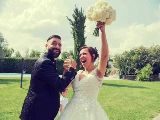 Il matrimonio di Daniele e Eleonora a Viterbo, Viterbo 49