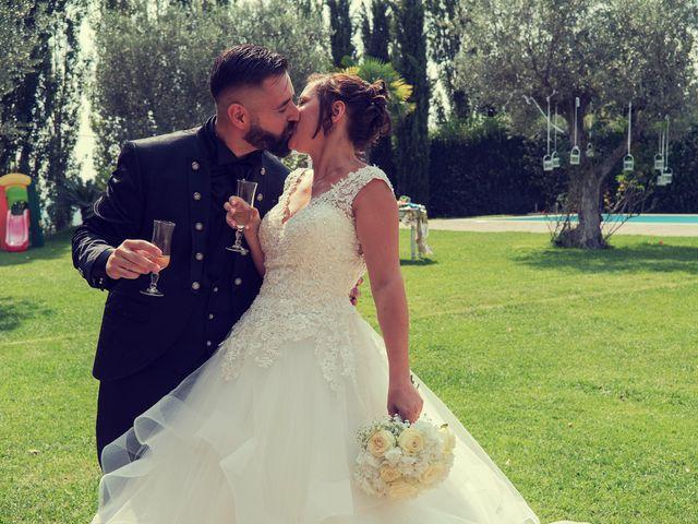 Il matrimonio di Daniele e Eleonora a Viterbo, Viterbo 50