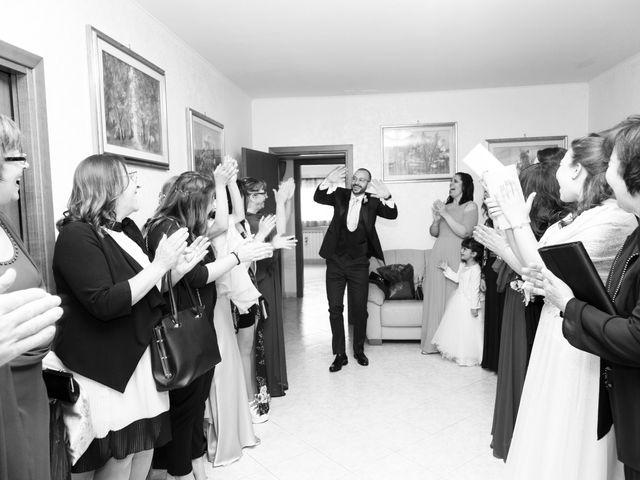 Il matrimonio di Olivia e Alessandro a Bracciano, Roma 5