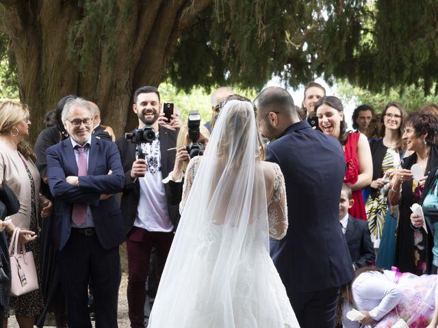 Il matrimonio di Olivia e Alessandro a Bracciano, Roma 7