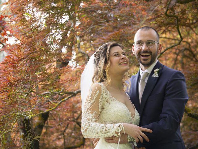 Il matrimonio di Olivia e Alessandro a Bracciano, Roma 9